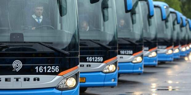 Из Ховрина начали курсировать автобусы в Волжский