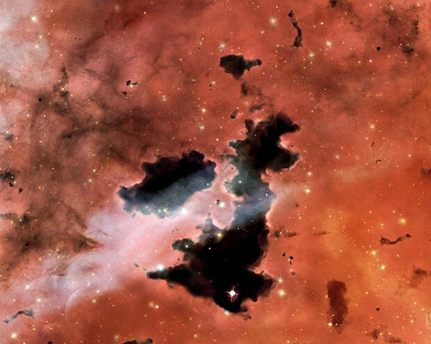 Крис Киган: тайны космоса