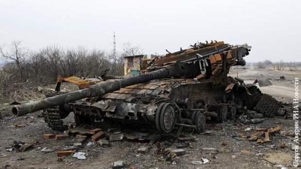 США поощряют свою колонию к новой авантюре в Донбассе