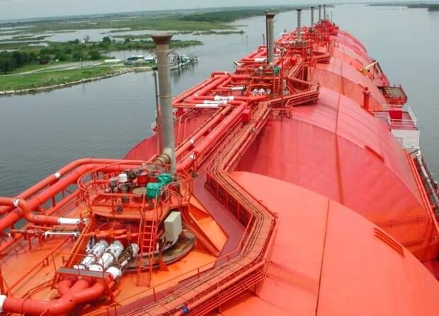 СПГ танкер Турция