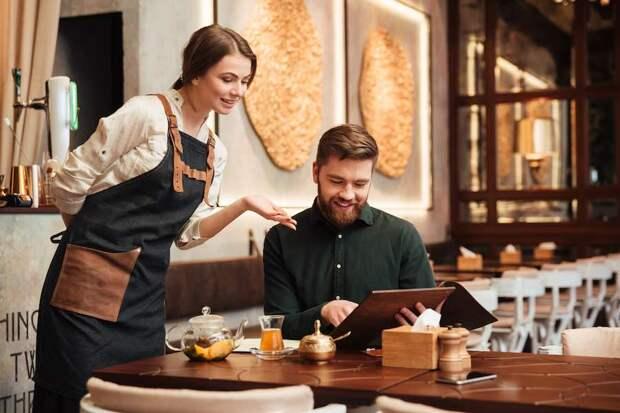 Доступная еда: рестораны с голосовым меню появились в Нижнем Новгороде