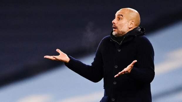 Гвардиола: «Если не выиграю Лигу чемпионов с «Манчестер Сити», буду неудачником»