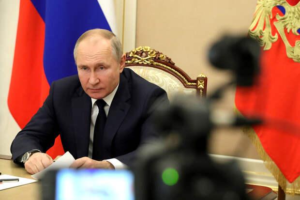 Путин увидел запрос в обществе на «ощутимые перемены»