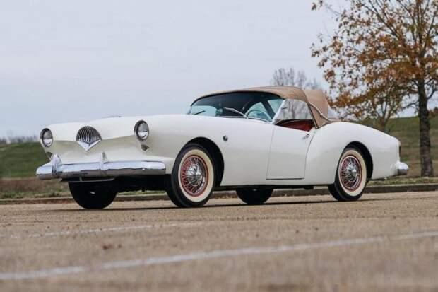 Kaiser Darrin авто, автоаукцион, автомир, автомобили, автомузей, аукцион, олдтаймер, ретро авто