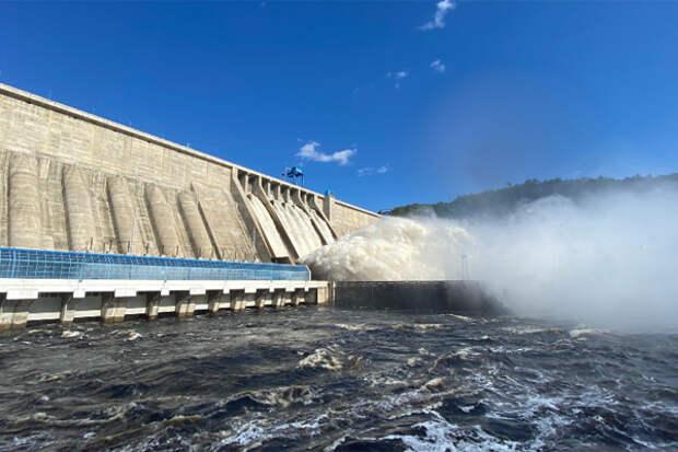 ГЭС Амур