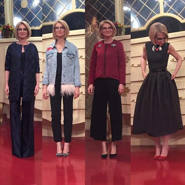 Эвелина Хромченко - человек, знающий о моде все и даже больше