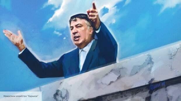Украина наживаетсебе врага? Почему Грузия затопала ногами из-заСаакашвили