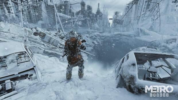 Постапокалиптическая Россия Metro Exodus: в сети появились новые скриншоты долгожданной игры