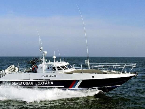 В Крыму задержали украинское судно