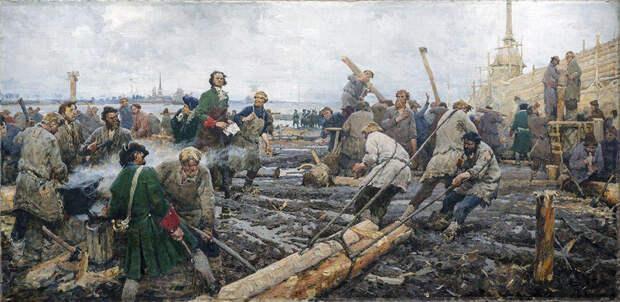 Так сколько Пётр I погубил людей, строя Российскую империю