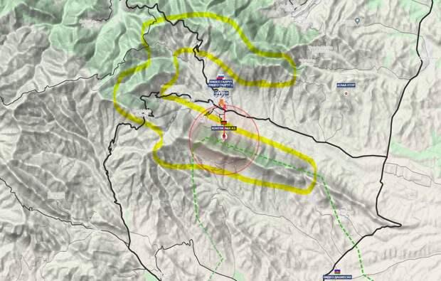 Коротко по Карабаху. 12.10.2020