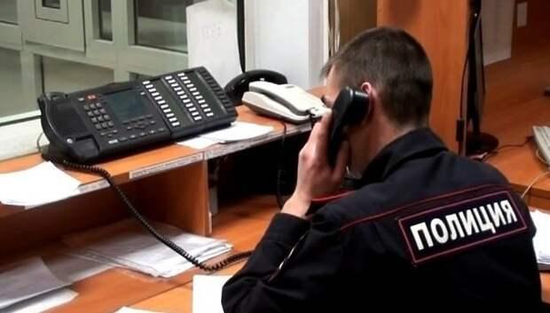 В Подмосковье участковые приостановили прием граждан