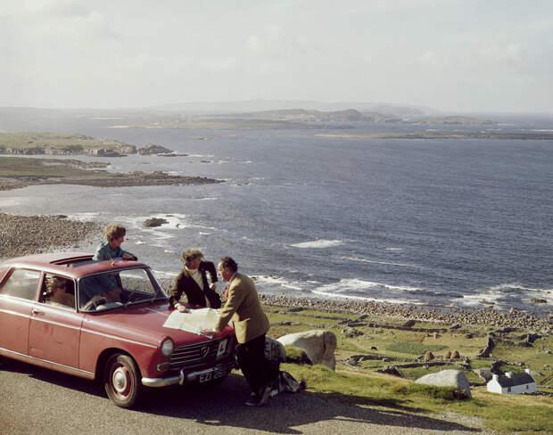 Ирландия в открытках из коллекции Джона Хайнда 1