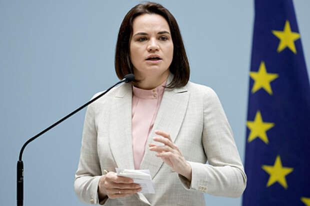 Офис Тихановской в Литве получил официальную аккредитацию