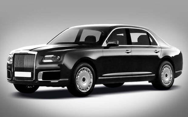 Для шейхов и партэлиты: куда будут экспортировать автомобили «Кортеж»