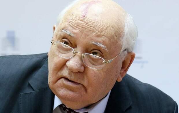 Литовец решил подать в суд на Горбачёва