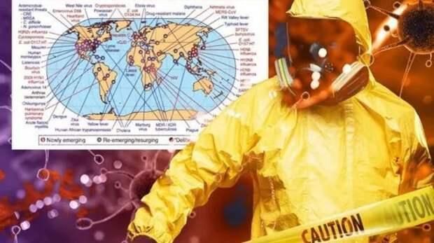 За 36 часов распространится по миру и убьет 80 млн человек: ученые рассказали об опаснейшей эпидемии