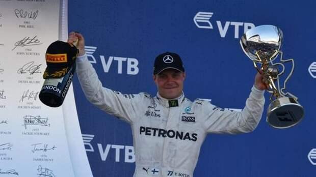 Формула 1: Mercedes снова покорил Сочи