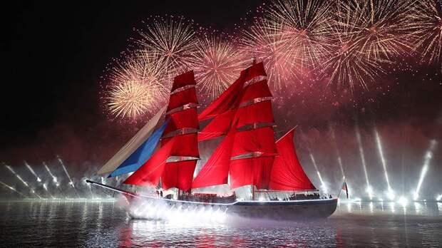 «Алые паруса» получили премию комитета по развитию туризма Петербурга