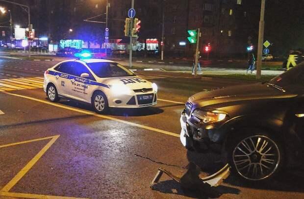 Погоня за пьяным водителем в Крыму закончилась стрельбой