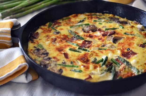8 блюд из яиц на завтрак, обед и ужин