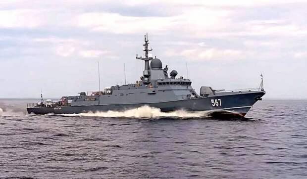 Импортозамещение стоило российскому флоту двух ракетных кораблей «Каракурт»