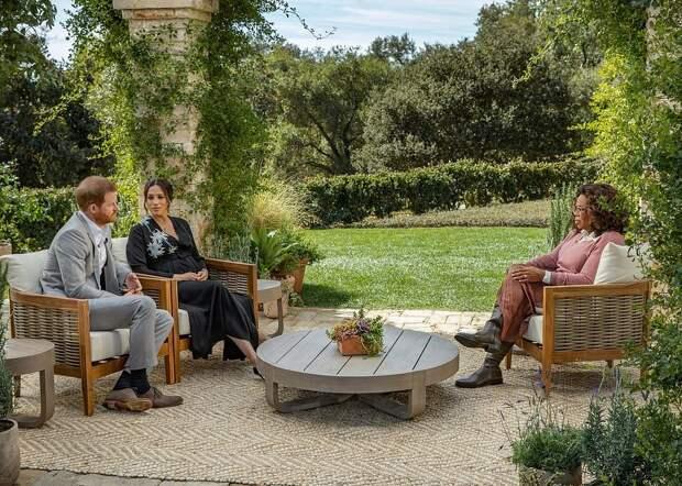 Правда или ложь в интервью Меган Маркл и принца Гарри