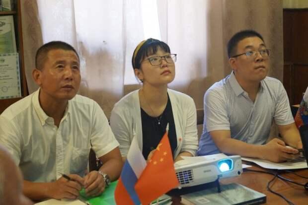 Китайские ученые посетили Севастополь