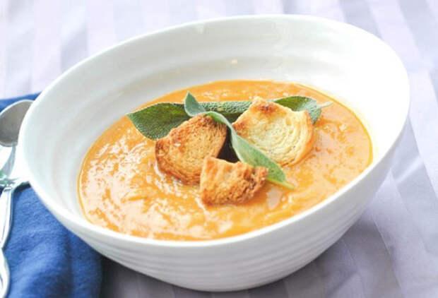 Самые вкусные тыквенные супы