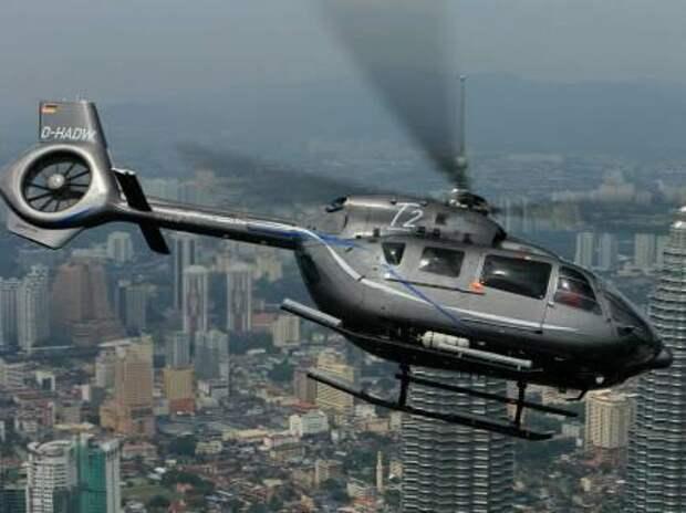 EASA сертифицировала вертолет EC145 T2