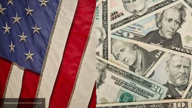 Власти США раскрыли данные о дефиците федерального бюджета