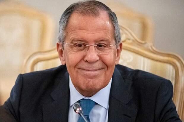 Лавров процитировал матерную песню Слепакова в ответ на вопрос о США