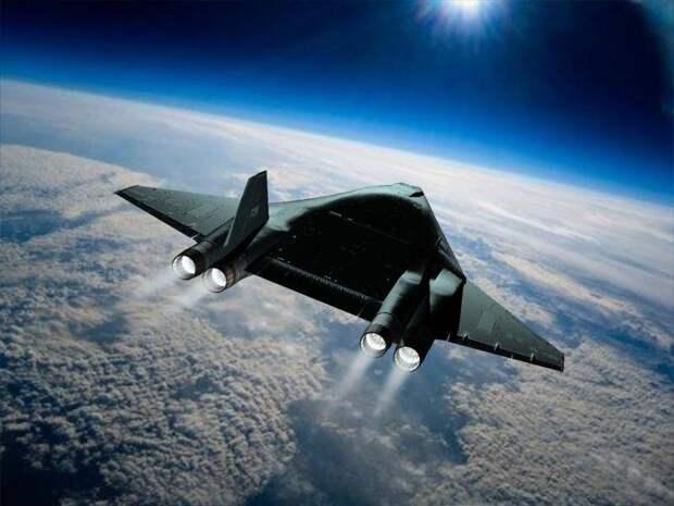 Стелс-бомбардировщик ПАК ДА «Посланник» оценили в США