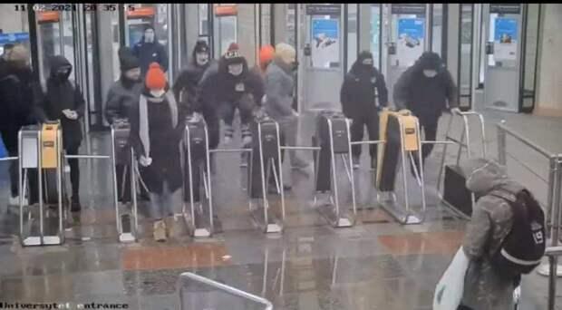 В Киеве избили боевиков «ООС»