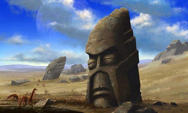 Учиться у вымерших внеземных цивилизаций