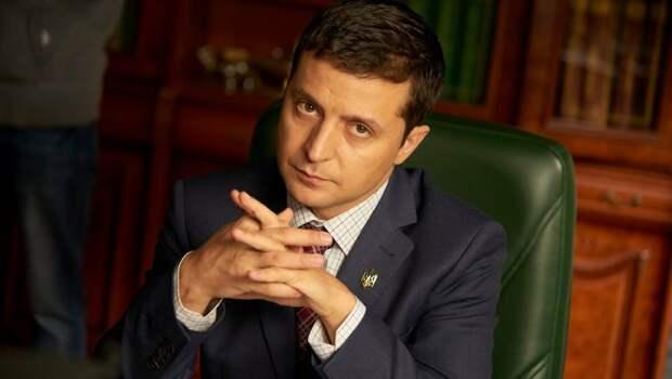 Украинский президент признал законным руководство республик Донбасса