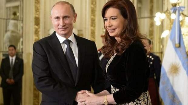 Россия и Аргентина планируют исключить доллар из взаимных расчётов
