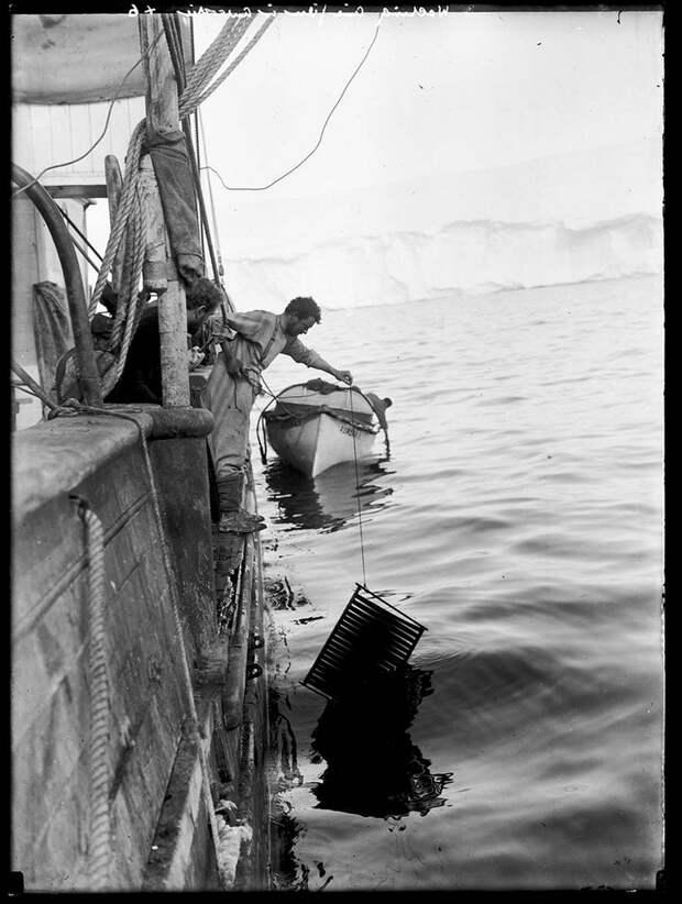 Первая Австралийская антарктическая экспедиция в фотографиях Фрэнка Хёрли 1911-1914 66