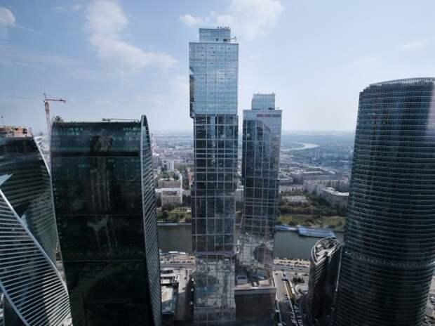 Москва изучает возможность платного въезда в центр города