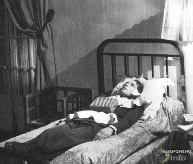 Уснул при царе, проснулся при СССР