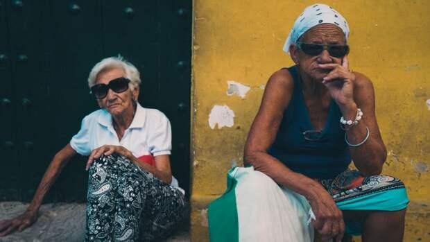 Фотографии с улиц Гаваны