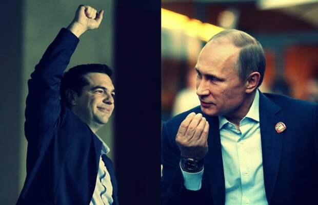 FT: Греция отказалась поддержать угрозы ЕС против РФ