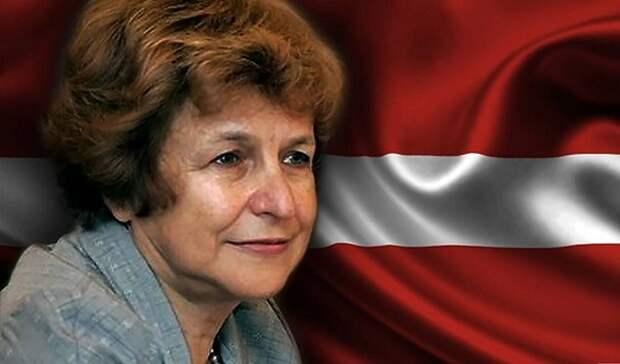 Татьяне Жданок запретили баллотироваться впарламент Латвии