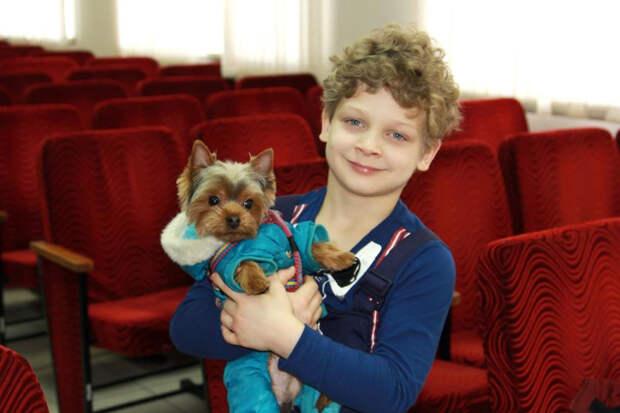 Нижегородские полицейские раскрыли дело о похищении собаки у ребёнка