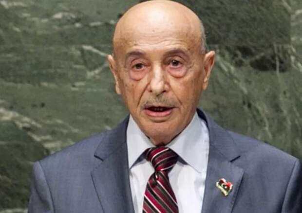 Москвичи тепло встретили ливийского спикера Палаты представителей