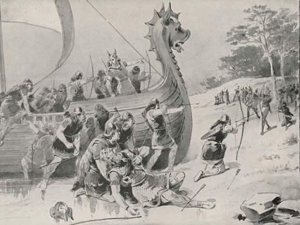 Хронология походов викингов. Древнескандинавское «Сказание о Сигурде». (2 статьи)