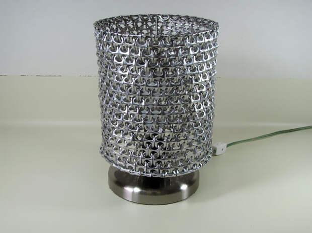 diylamps39 21 идея изготовления светильников и люстр из повседневных предметов
