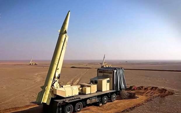Показанная точность ракет Ирана может стать серьезной проблемой для США
