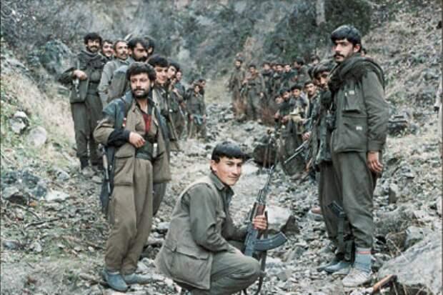 Рабочая партия Курдистана (66 фото)