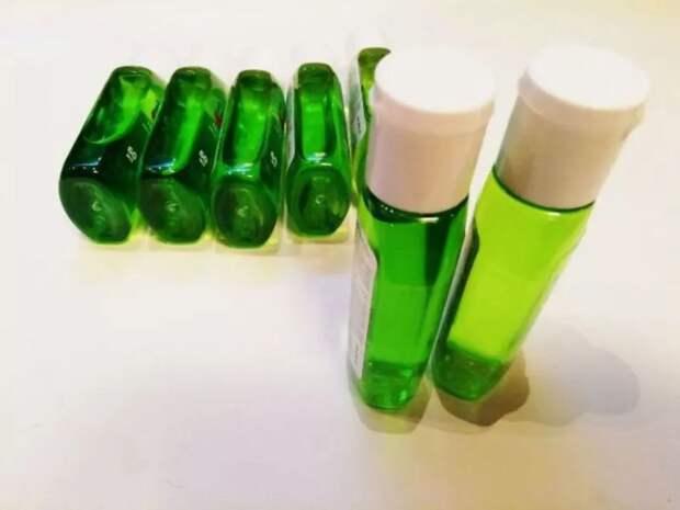 В России начнется эксперимент по маркировке антисептиков